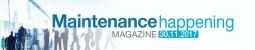 Panasonic Toughbook op Maintenance Happening van Maintenance Magazine op 30 november