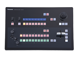 AV-HLC100 De Live Production Center streaming-switcher